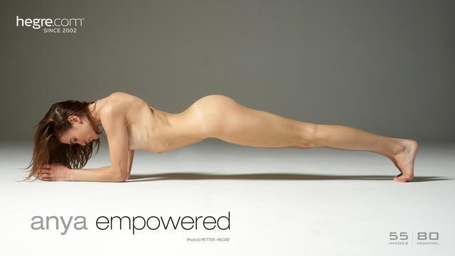 Anya empowered
