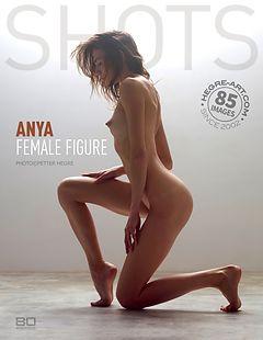 Anya female figure