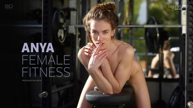 Anya female fitness