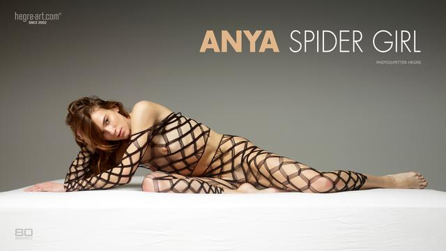 Anya spider girl