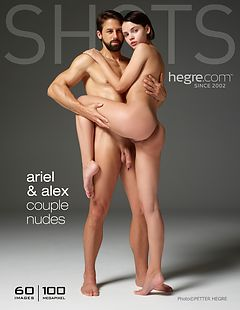 Ariel and Alex couple nudes