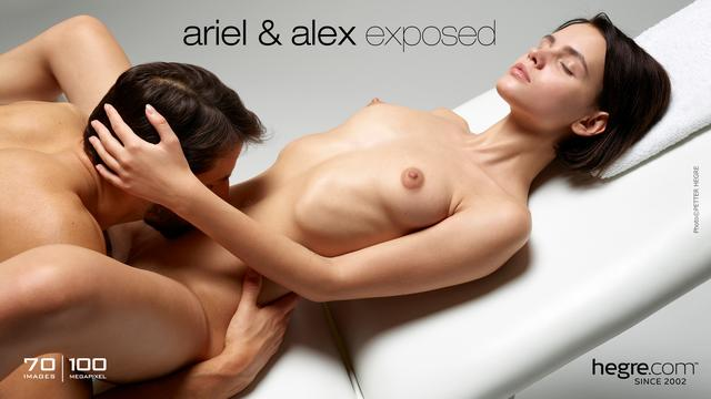 Ariel and Alex Exposed