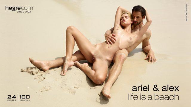 Ariel und Alex Das Leben ist ein Strand