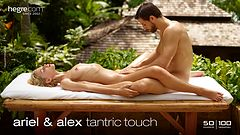 Ariel and Alex Tantric Touch