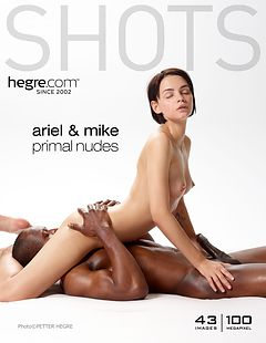 Ariel and Mike primal nudes