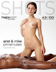 Ariel et Mike nus primaites