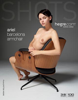 Ariel Barcelona armchair