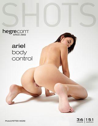 Ariel Körperkontrolle