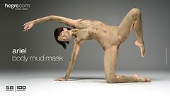 Ariel masque de boue corporel
