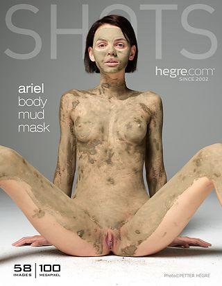 Ariel body mud mask