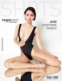 Ariel Crotchless Leotard