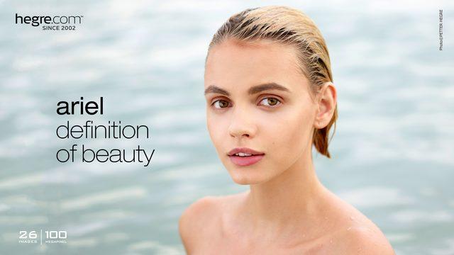 Ariel definition of beauty