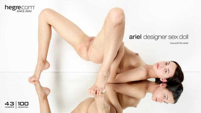 Ariel designer sex doll