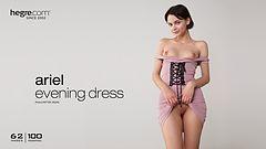 Ariel evening dress