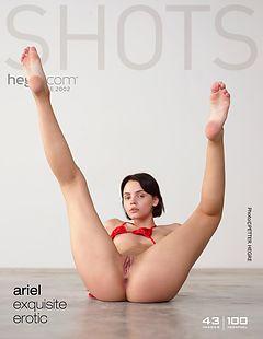 Ariel exquisite erotic
