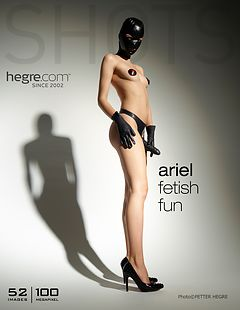 Ariel fetish fun