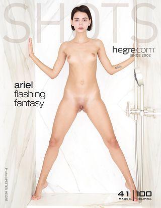 Ariel flashing fantasy