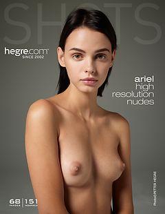 Ariel high resolution nudes