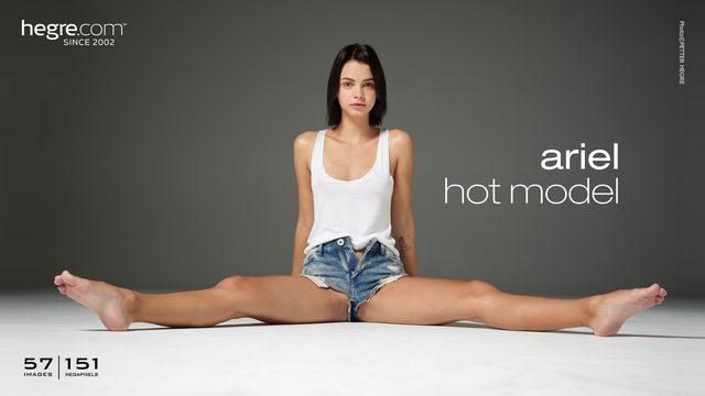 Ariel hot model