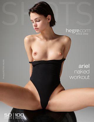 Ariel gym nue