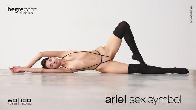 Ariel símbolo sexual