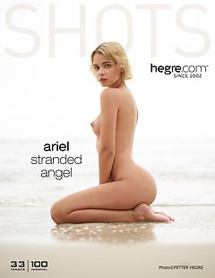 Ariel stranded angel