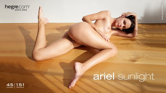 Ariel sunlight