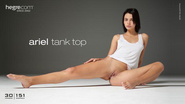 Ariel tank top