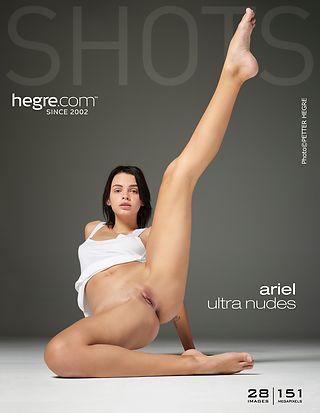 Ariel ultra nudes
