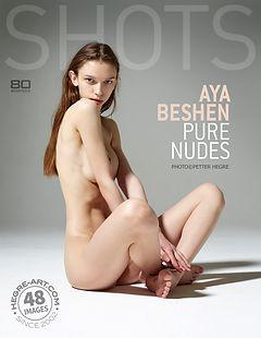 Aya Beshen pure nudes
