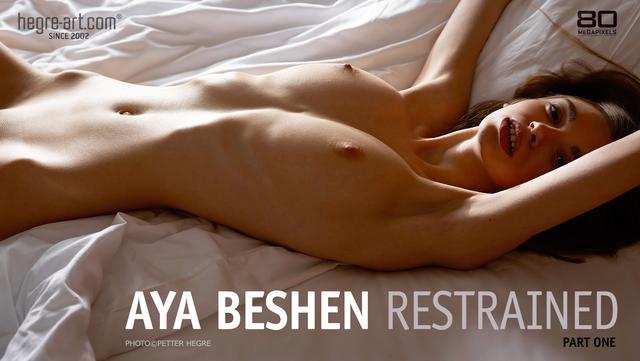 Aya Beshen restrained part1