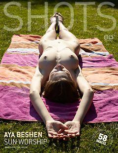 Aya Beshen sun worship