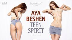 Aya Beshen teen spirit