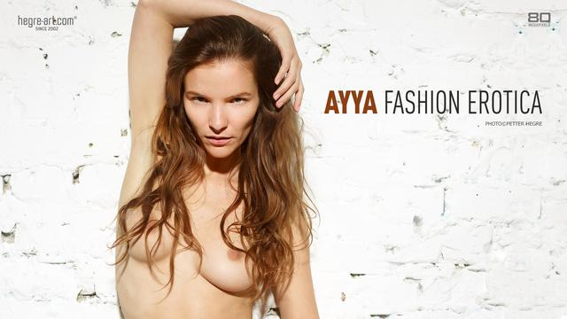 Ayya fashion erotica