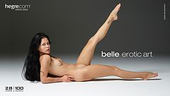 Belle erotic art