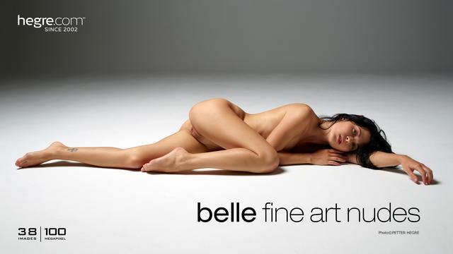 Belle fine art nudes
