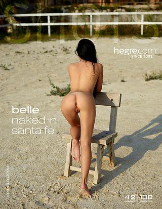 Belle nackt in Santa Fe