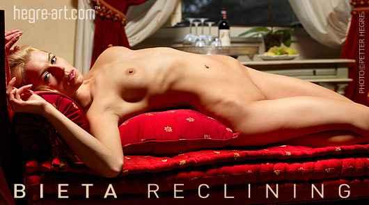 Bieta reclining