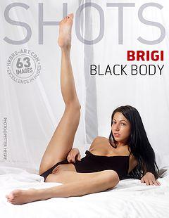 Brigi corps noir