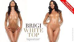 Brigi white top
