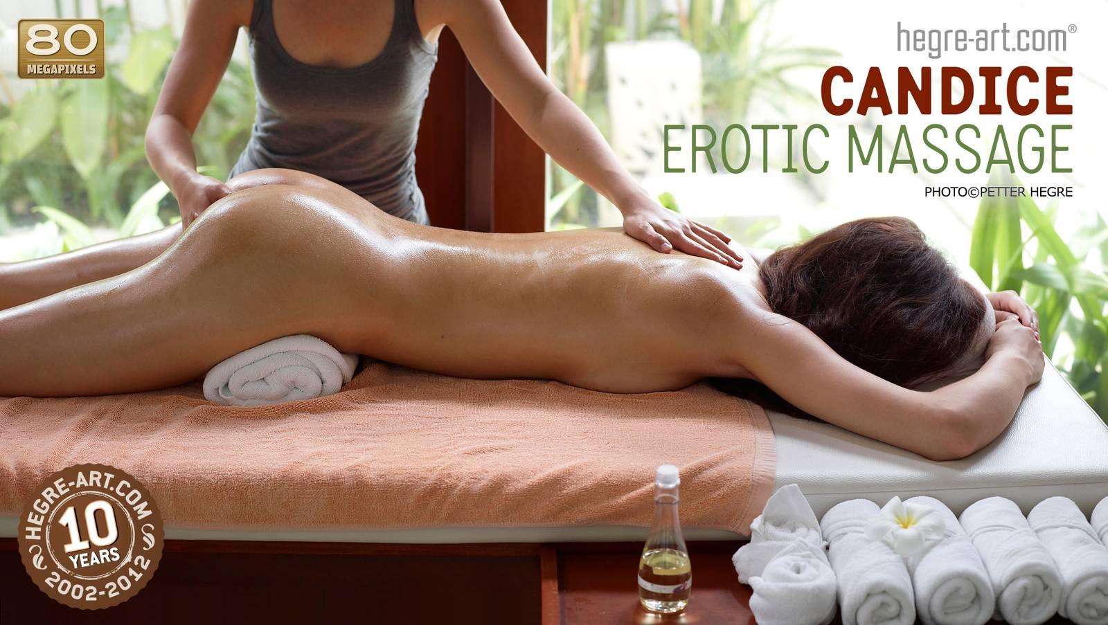 Erotig Massage
