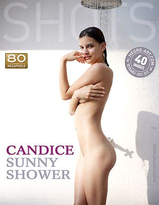 Candice sunny shower