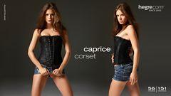 Caprice corset