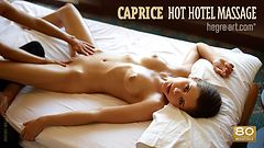 Caprice massage hotel chaud