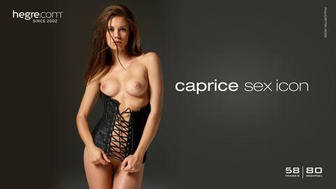 Caprice sex icon