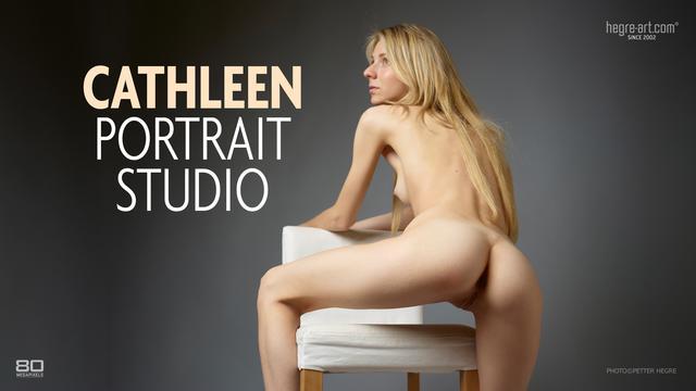 Cathleen portrait studio