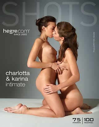 Charlotta et Karina intime