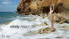 Cindy beach life