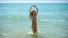 Cindy beach spirit