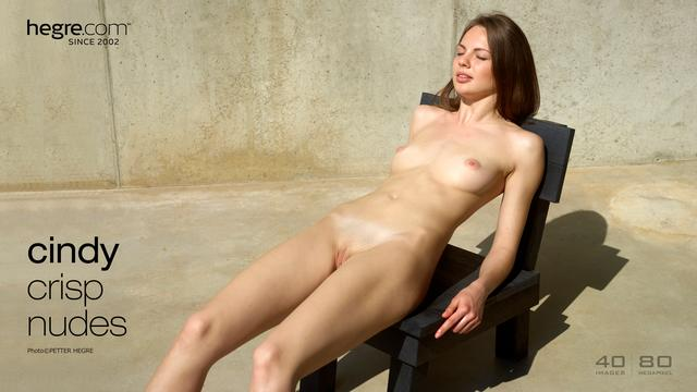 Cindy crisp nudes